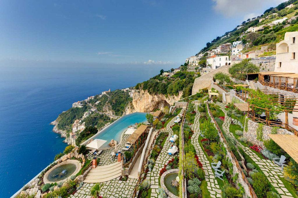 Luxury Hotels Amalfi Coast