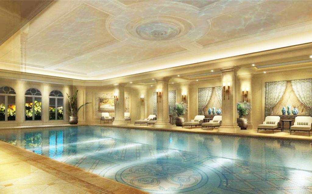 The Castle Luxury Hotel Dalian China
