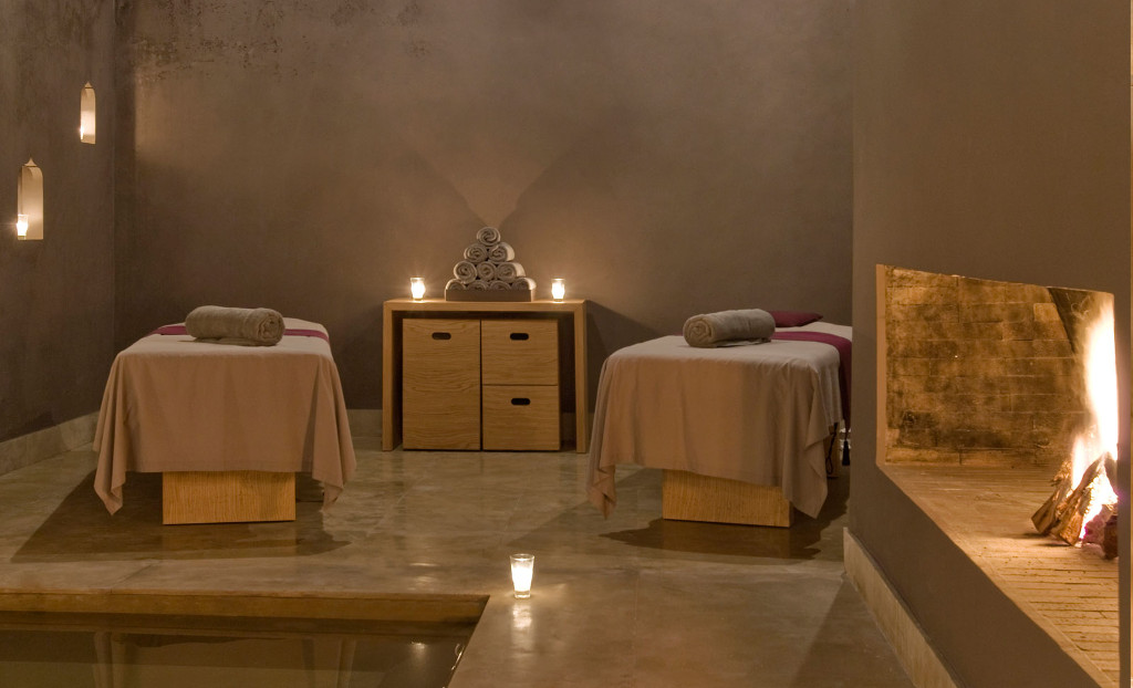 Palais namaskar spa in marrakech uses feng shui principles Feng shui salon
