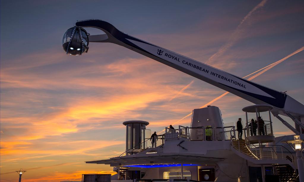 North Star - Deck 16 Midship Quantum of the Seas - Royal Caribbean International
