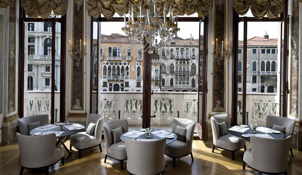 The best design hotels in europe 2014 for Top design hotels italy