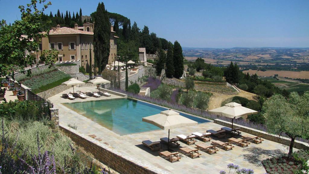castiglion del bosco spa tuscany beauty treatments