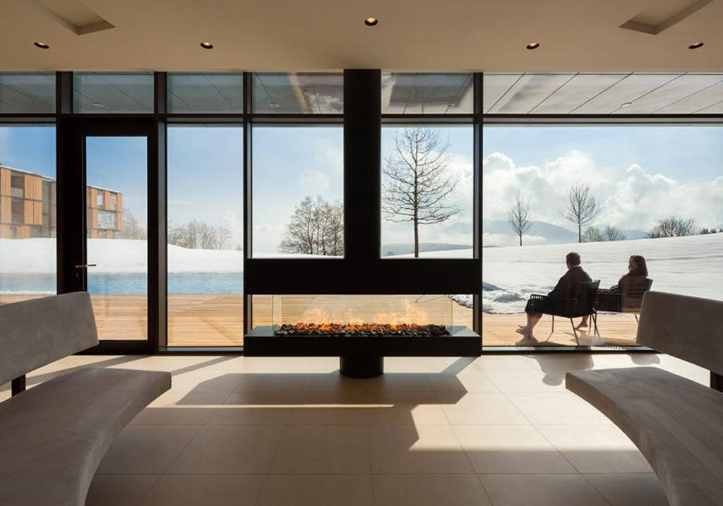 The best design hotels in europe 2014 for Designhotel tegernsee