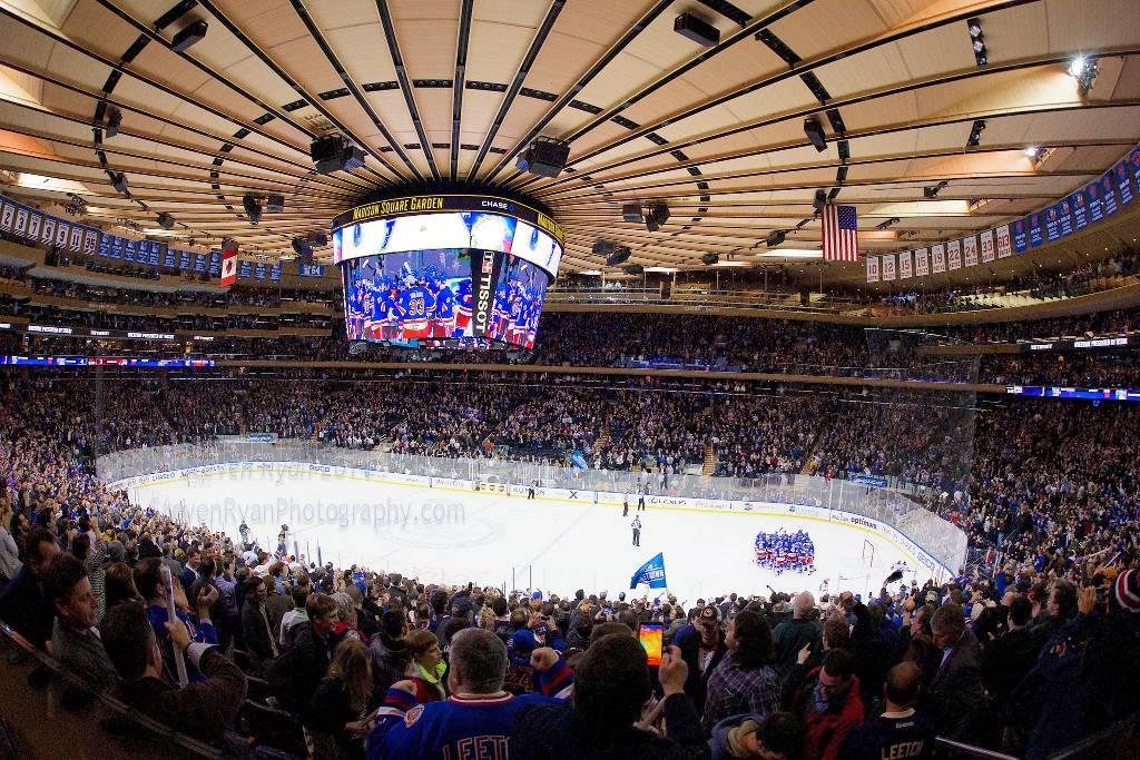 Madison Square Garden Ny Travel For Senses