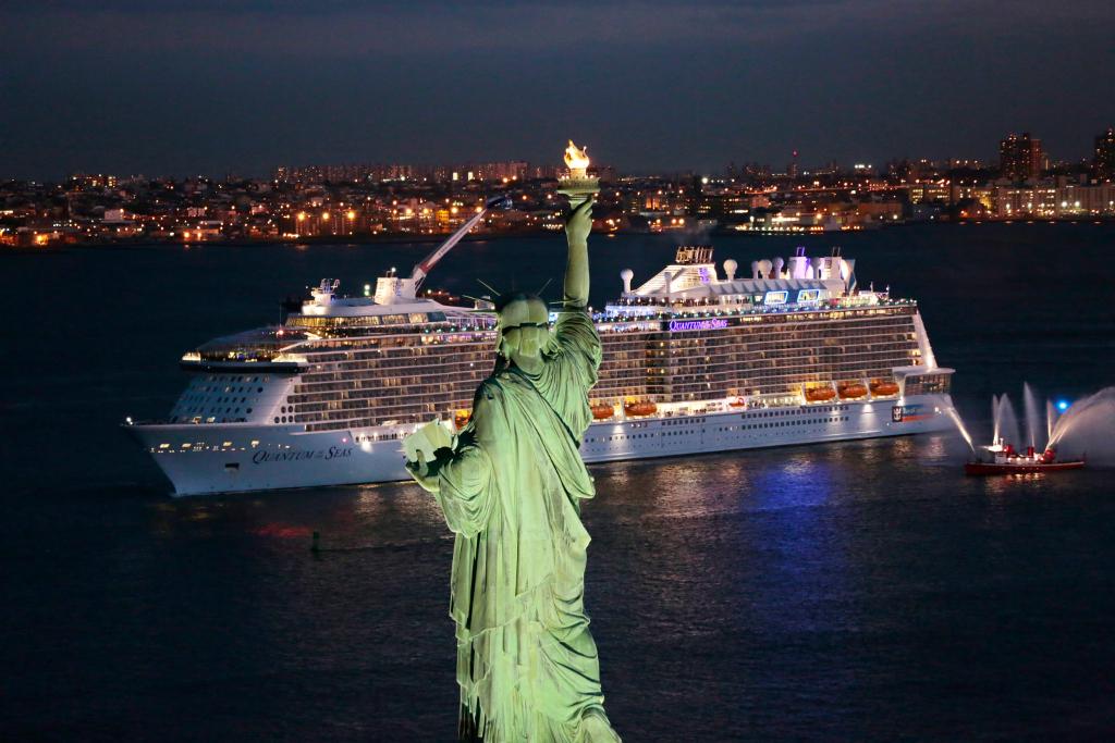 Quantum of the Seas in New York Royal Caribbean International