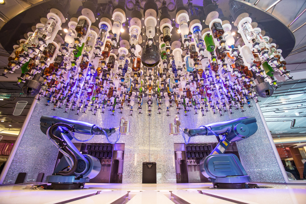 quantum-bionic bar