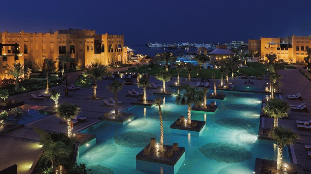 Ritz Carlton Sharq Village Spa Luxury Hotel Qatar