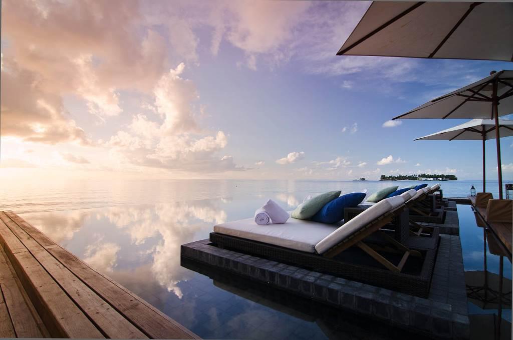 Jumeirah Dhevanafushi - Johara Pool1