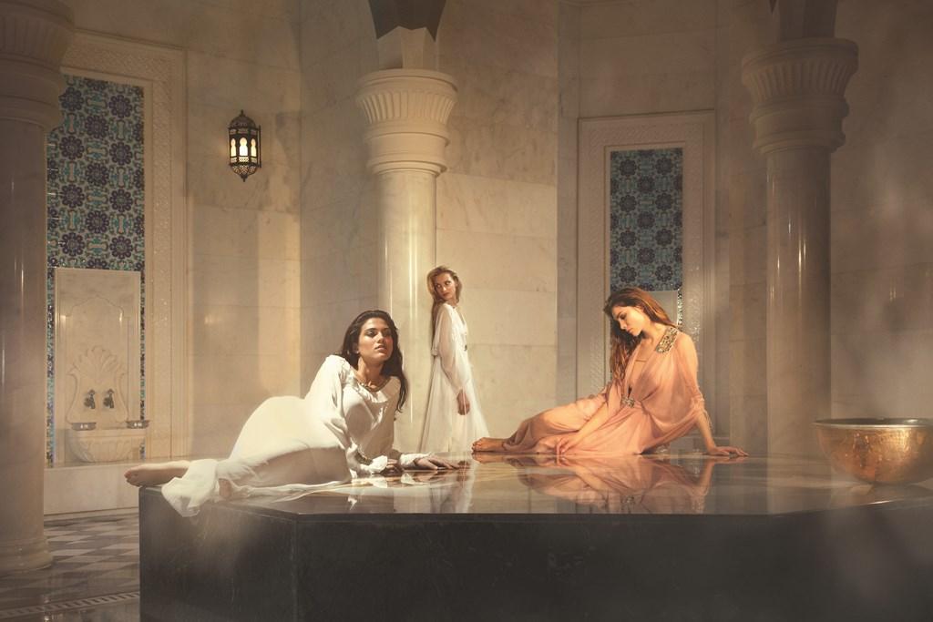 Jumeirah Zabeel Saray - Talise Ottoman Spa - Ladies Hammam