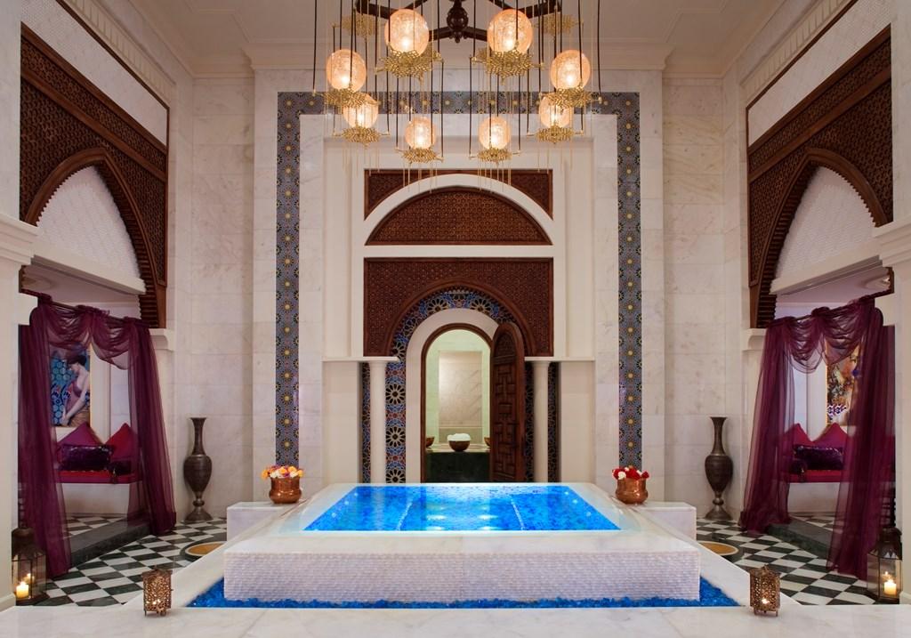 Jumeirah Zabeel Saray - Talise Ottoman Spa - Male Hammam Relaxation Area