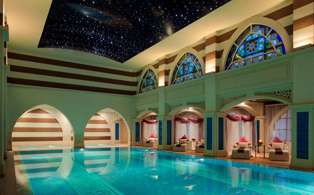 Thalassotherapy Pool