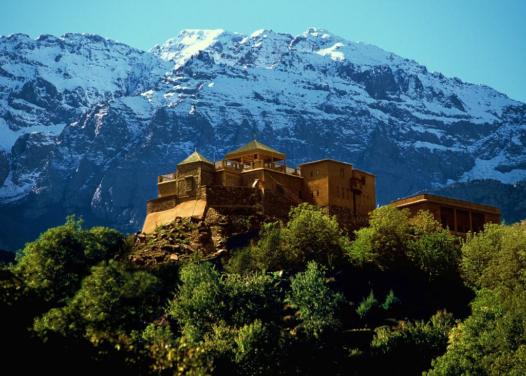 Kasbah-du-Toubkal, Marrocco
