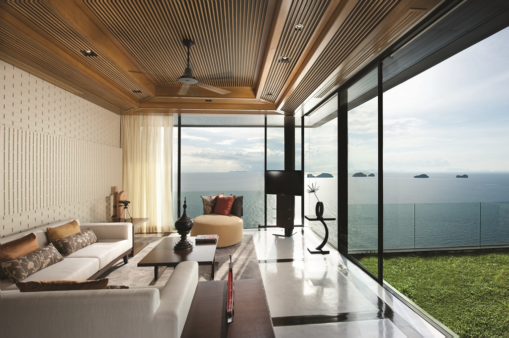 Conrad koh samui the ultimate luxury experience for Design hotel koh samui