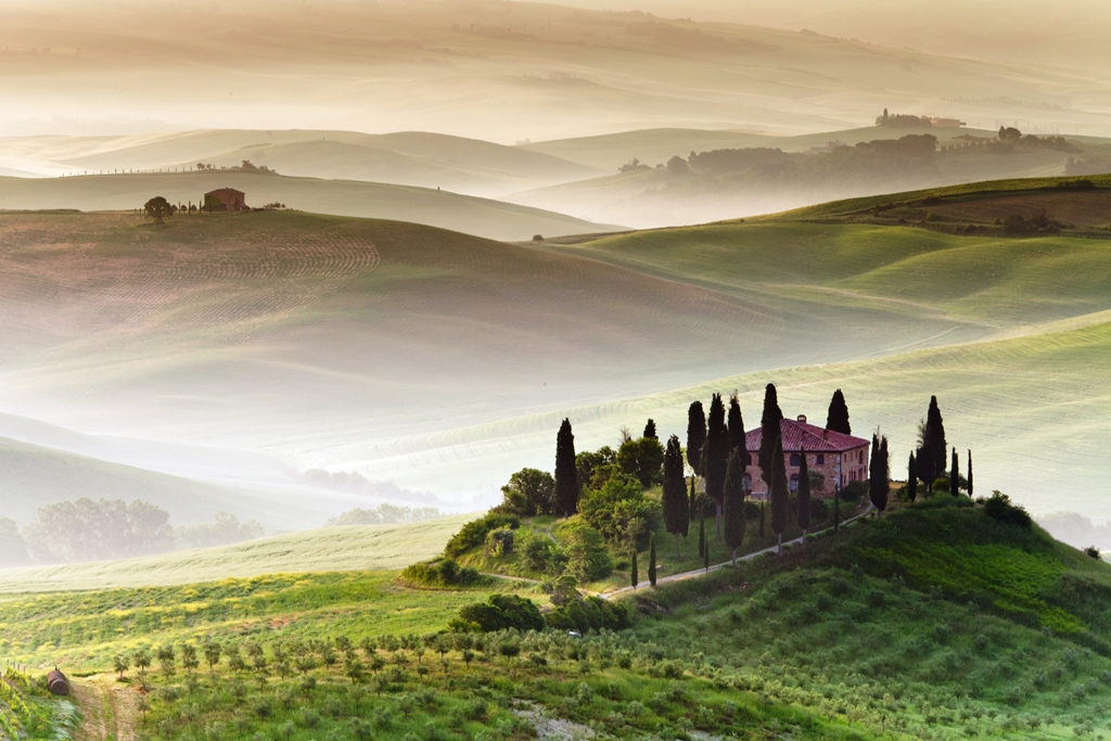 castiglion del bosco is now a rosewood hotel