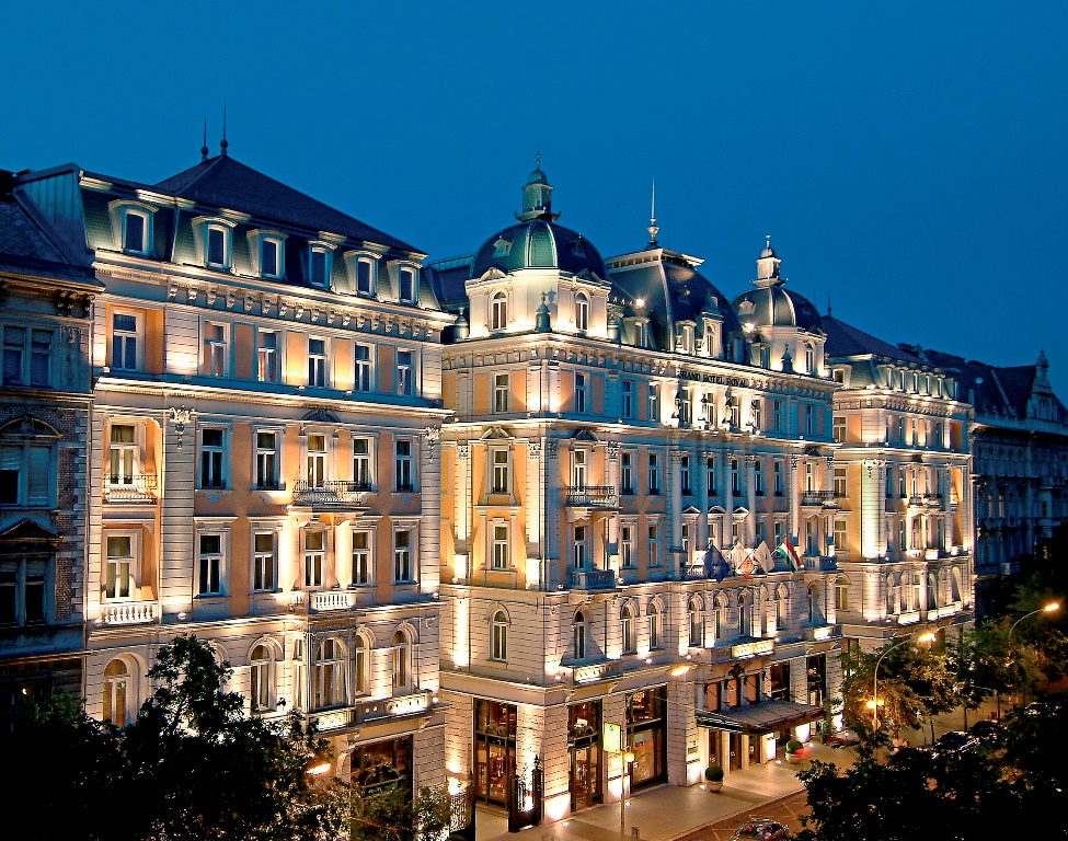 Annual sale at all corinthia hotels from europe for Hotel budapest