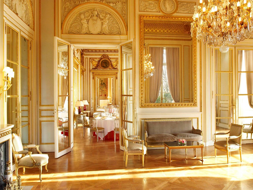 when it opens in mid 2015 hotel de crillon will be the hottest address in the city of lights - Yellow Hotel 2015