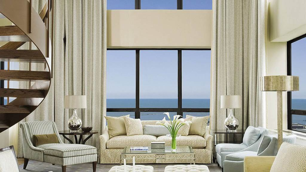 The new suite experience at ritz carlton chicago for Rooms 4 kids chicago