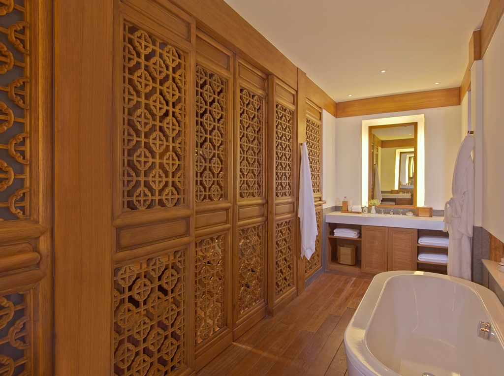 Amandayan - Suite Bathroom