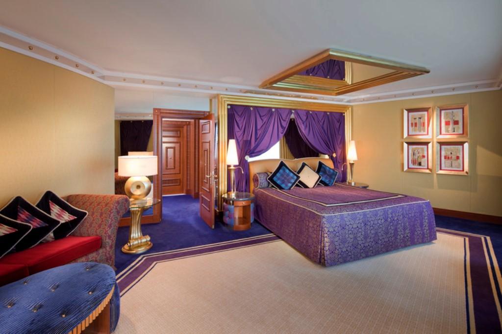 Burj Al Arab - One Bedroom Deluxe Suite Upper level