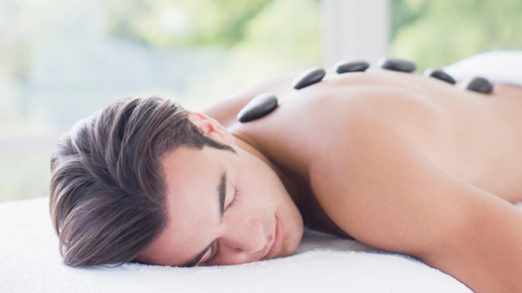 Massaggio Con Pietre Calde Per Uomini