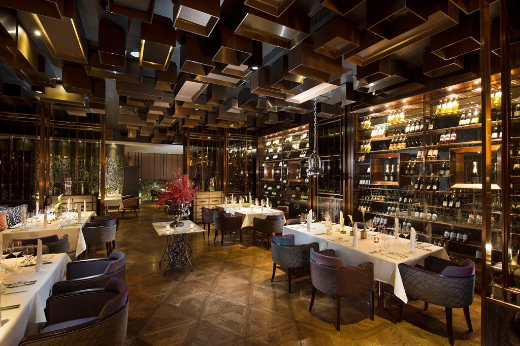 Wine Discovery Dinner At Scalini Restaurant Bangkok