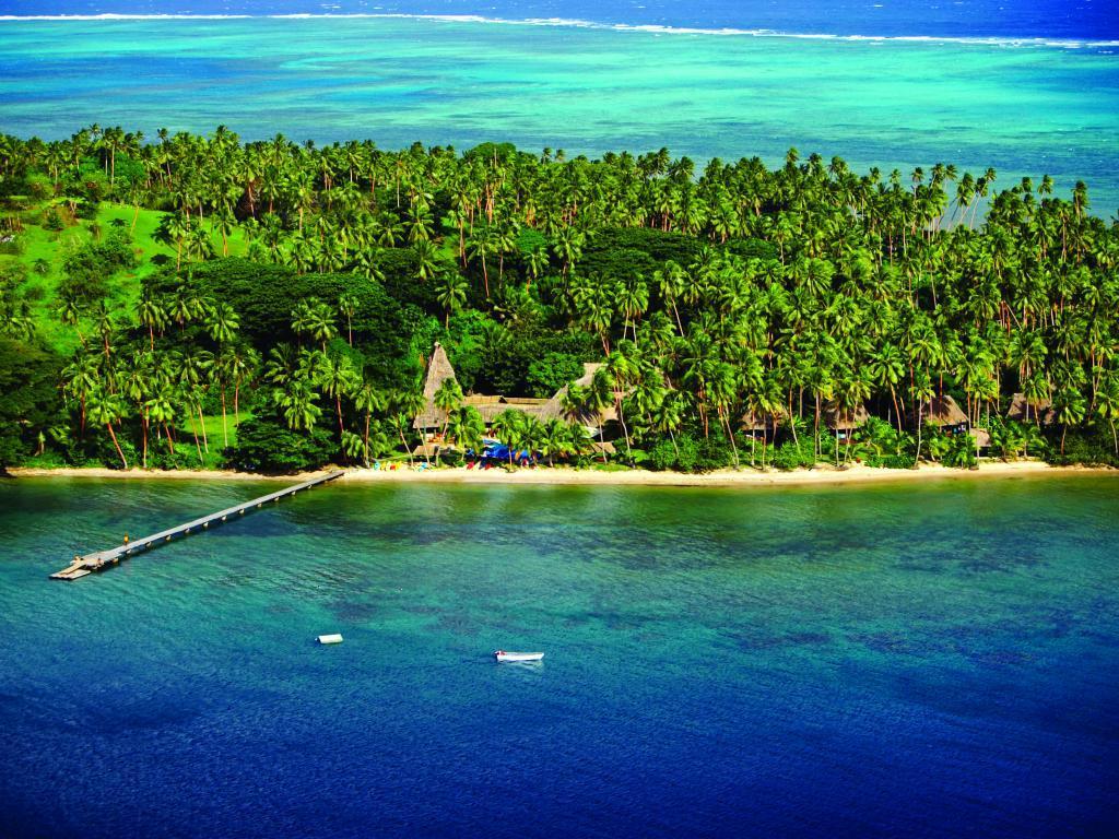 Vanua Levu and Navadra Islands, Fiji  № 824219 без смс