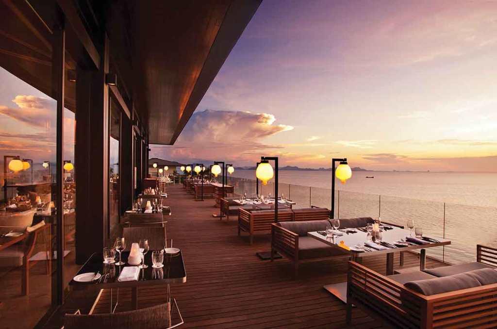 Conrad Koh Samui Zest Restaurant Travel For Senses