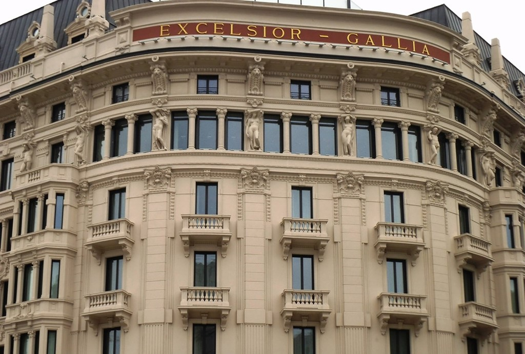 The Excelsior Hotel Gallia Reopens In Milan