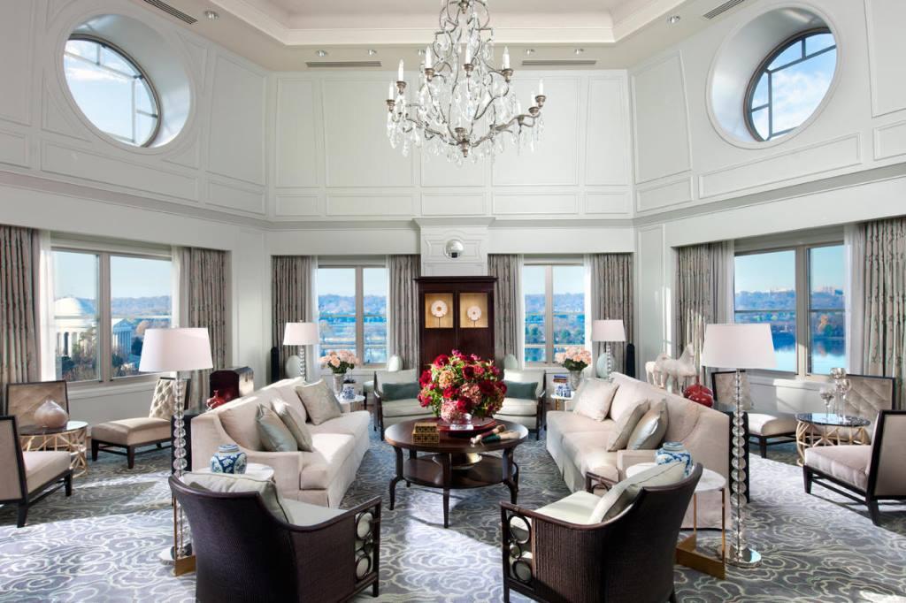 mandarin oriental washington suite
