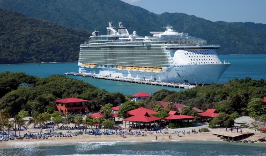 Largest Cruise Ship In The World Archives Travel For Senses - Largest cruise ship in the world