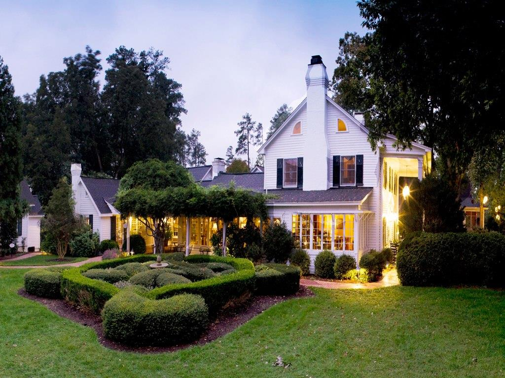the fearrington house inn a chic family affair