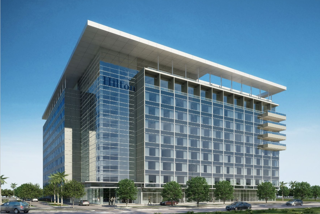 Hilton barra hotel opens in rio de janeiro for Hotel design 2016