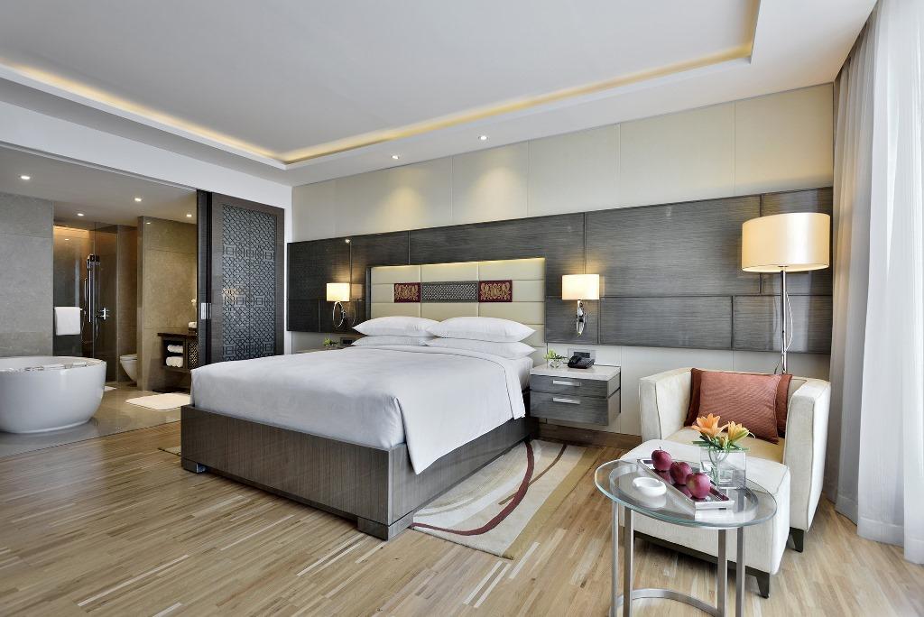 Jw marriott opens second hotel in mumbai for Bathroom designs mumbai
