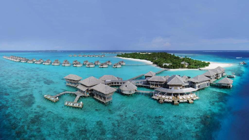 En iyi 10 luks Maldivler oteli - Six Sense Laamu
