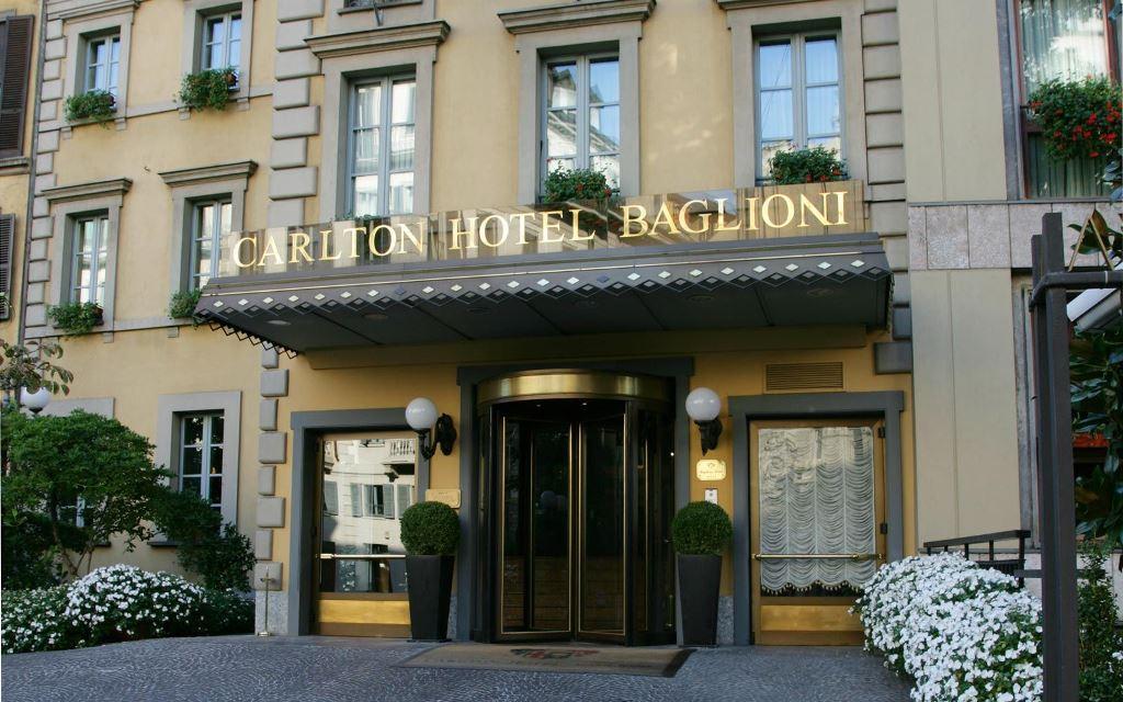 carlton hotel baglioni milan