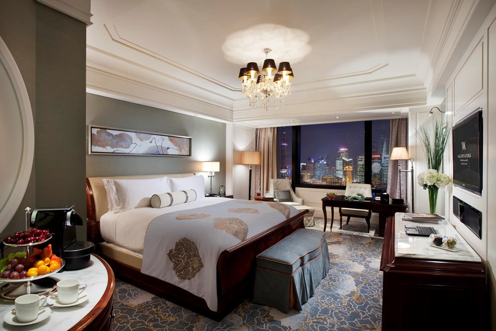 waldorf astoria shanghai room