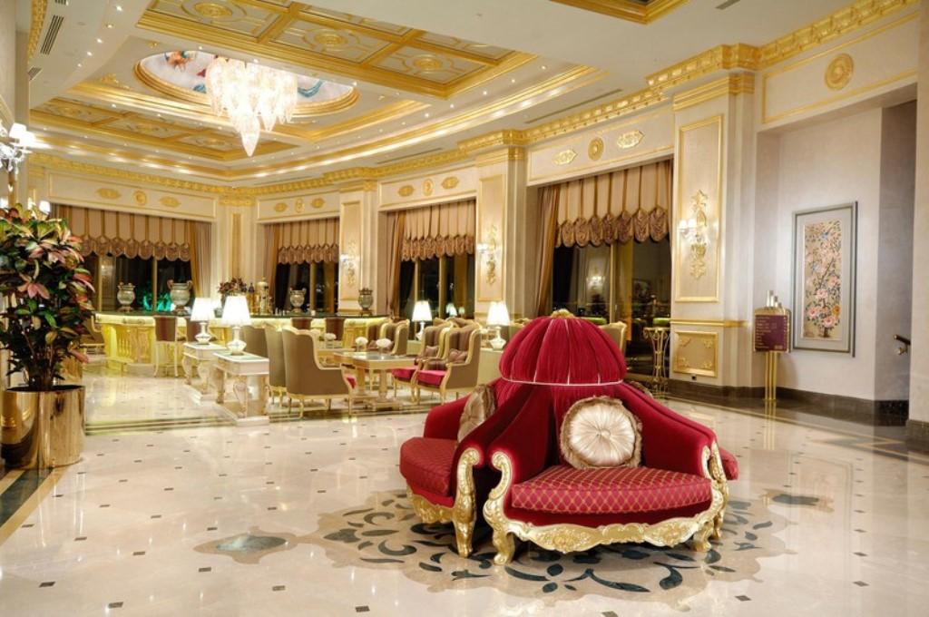 Jumeirah Bodrum Palace Lobby Bar