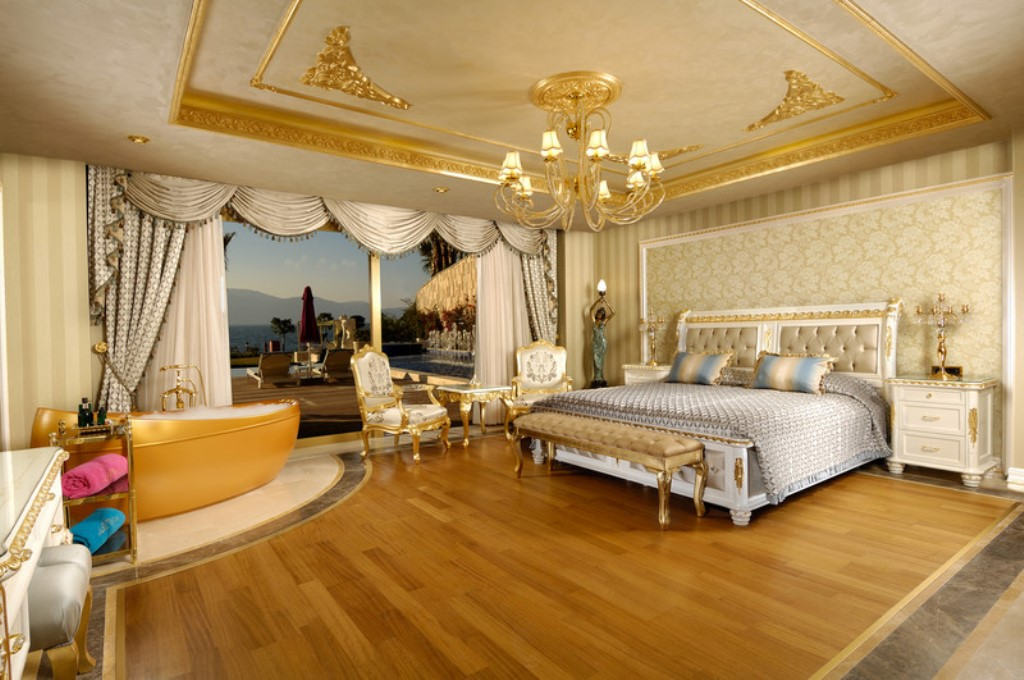 Jumeirah Bodrum Palace - The Palace Bedroom