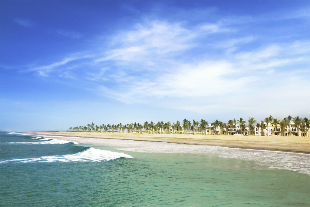 Fanar Hotel Salalah Beach