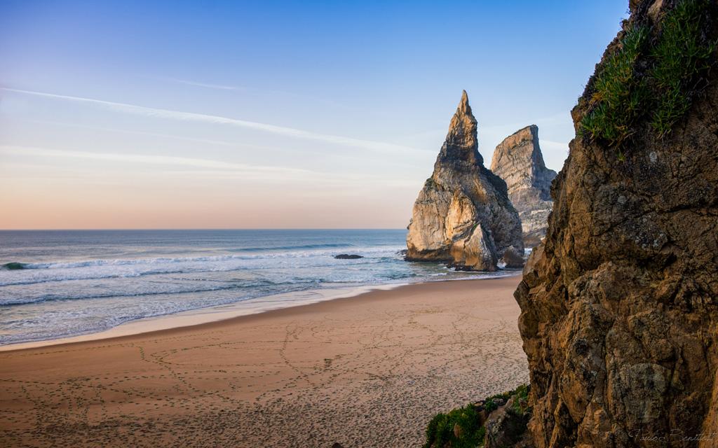 ursa beach portugal 2