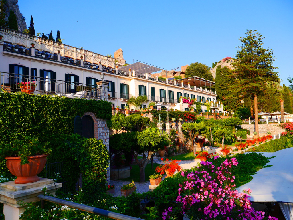 New spa treatments at belmond hotels in italy for Grand hotel