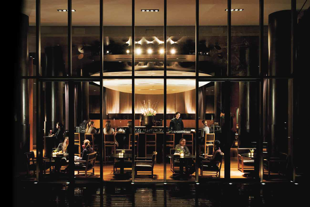 dom perignon lounge bar