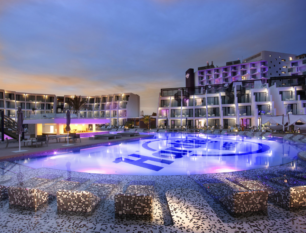 Luxury hotels in ibiza