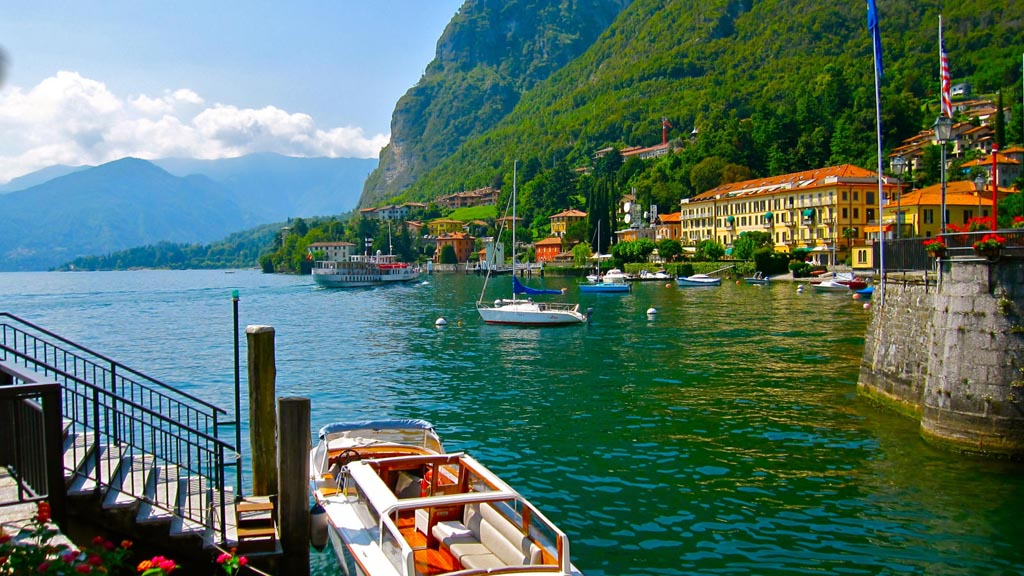 how to get from milan linate to lake como