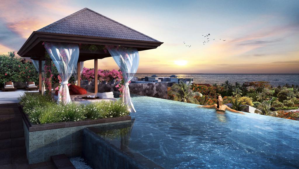 Summer In Paradise At Bulgari Resort Bali