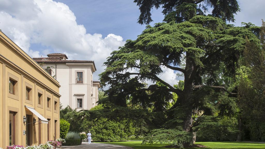 Four Seasons Firenze Spa.