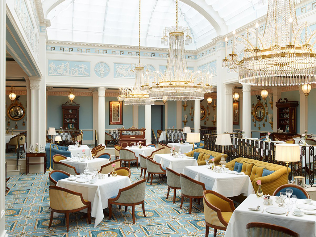 The Lanesborough Celeste restaurant