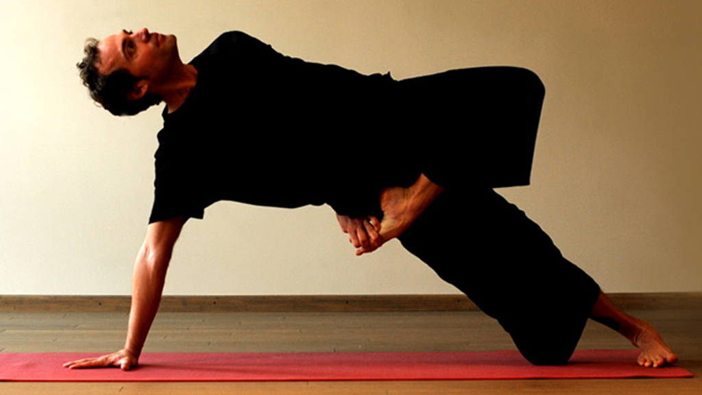 Yoga-Master-class