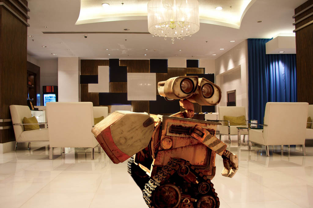 robotic hotel japan 2