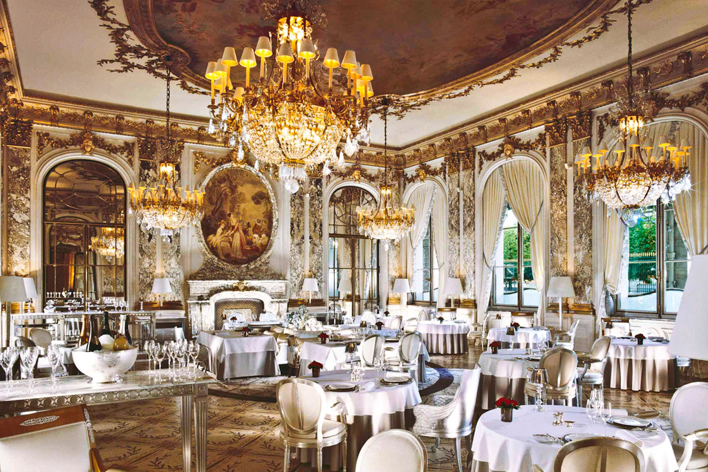 Paris Hotel Dining